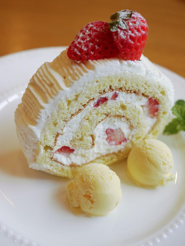 ある日のケーキ。
